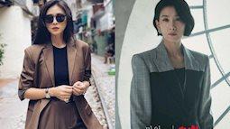 """Ngô Thanh Vân đúng là """"Mợ cả"""" của Mine phiên bản Việt, style đơn giản mà sang ngút ngàn khiến ai cũng muốn bắt chước"""