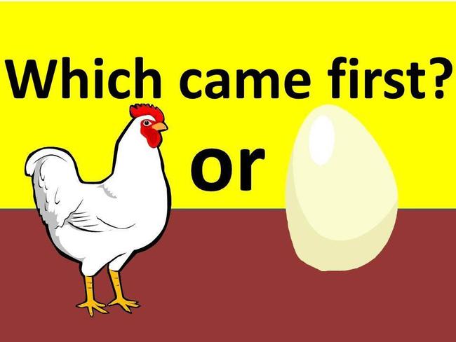 """Con gà hay quả trứng có trước? Câu hỏi """"hack não"""" đã có lời giải, nhưng sao xem dân tình tranh cãi vẫn thấy sai sai thế này? - Ảnh 1."""
