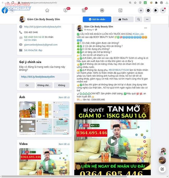Bát nháo thị trường viên sủi giảm cân, nghệ sĩ Việt thi nhau quảng cáo