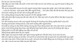 1 người con nuôi của Phi Nhung viết tâm thư, hé lộ tình trạng của mẹ và Hồ Văn Cường sau khi xảy ra lùm xùm cát xê căng đét