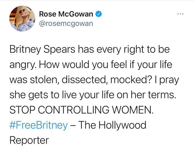 Dàn sao quốc tế, sao Việt và toàn MXH choáng váng về lời khai của Britney Spears, đẩy hashtag #FreeBritney lên #1 Twitter - Ảnh 6.