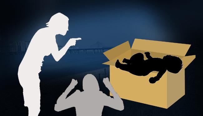 Con gái than thở trong nhà có mùi lạ, mẹ lập tức có hành động mờ ám trước khi tội ác trong chiếc thùng giấy bị lật tẩy - Ảnh 2.