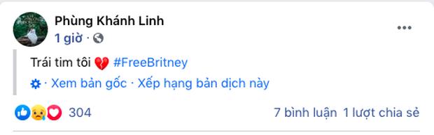 Dàn sao quốc tế, sao Việt và toàn MXH choáng váng về lời khai của Britney Spears, đẩy hashtag #FreeBritney lên #1 Twitter - Ảnh 12.