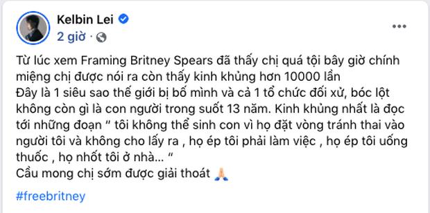 Dàn sao quốc tế, sao Việt và toàn MXH choáng váng về lời khai của Britney Spears, đẩy hashtag #FreeBritney lên #1 Twitter - Ảnh 10.