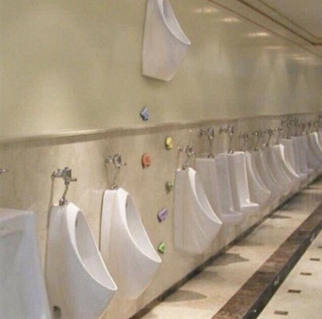 Vã mồ hôi với những nhà vệ sinh dị nhất thế giới: Số 5 dành cho những người không thích cô đơn - Ảnh 10.