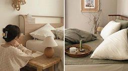 7 cách trang trí để sở hữu phòng ngủ êm dịu và mộng mơ như của các cô gái Hàn