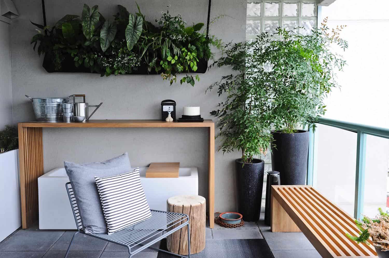 15 gợi ý thiết kế ban công đầy sức sống với cây cỏ - Ảnh 7.