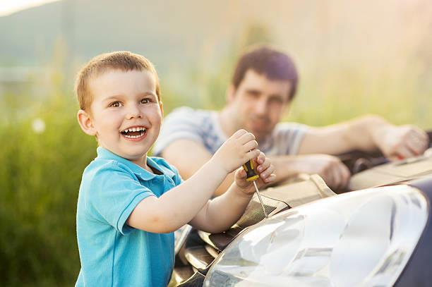 """Khi nuôi dạy con trai, """"mẹ lùi 1 bước, bố tiến 1 bước"""": Mẹ bình tĩnh, bố nhiệt tình, sự trưởng thành của con càng thêm xán lạn - Ảnh 3."""