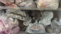 """Sài Gòn: Dân tình thi nhau khoe tủ lạnh đầy ắp đồ nhưng """"mất điểm"""" mạnh vì đựng thực phẩm bằng thứ này"""