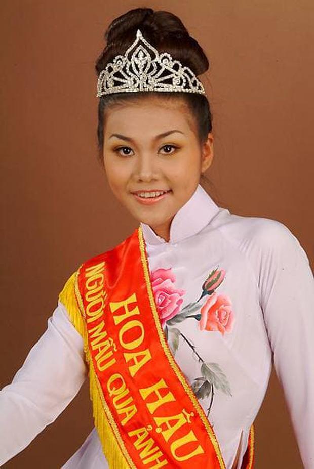 Thanh Hằng thời đăng quang Hoa hậu cách đây gần 20 năm so với hiện tại: Nhan sắc thăng hạng vượt bậc! - Ảnh 4.
