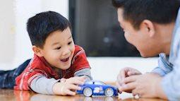 Tận dụng thời gian giãn cách xã hội để chơi đùa cùng con cái, bố mẹ nhận về vô vàn lợi ích cho bản thân