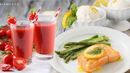 Muốn tự tin với cơ thể thơm mát, không có mùi mồ hôi chị em nhớ thường xuyên ăn những món này