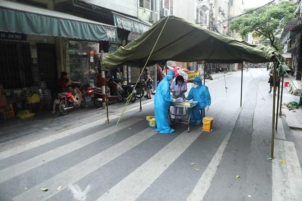 Giãn cách xã hội ở Hà Nội: Người dân có được đặt đồ ăn qua mạng không? - Ảnh 1.