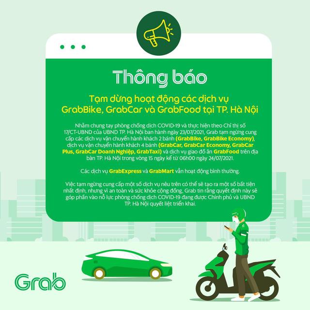 Giãn cách xã hội ở Hà Nội: Người dân có được đặt đồ ăn qua mạng không? - Ảnh 2.