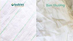 Sau nửa năm ra mắt thị trường tã bỉm, Babies Organic đã có những cải tiến vượt trội gì?