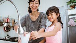 9 mẹo thú vị để việc rửa bát nhẹ nhàng vui vẻ hơn mà chẳng cần máy rửa bát