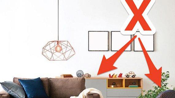10 xu hướng thiết kế nội thất được dự đoán sẽ biến mất trong năm 2021