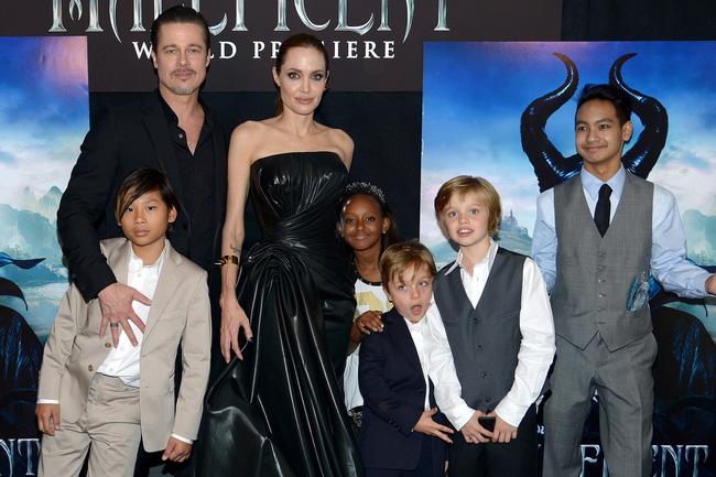 Brad Pitt mất nốt 50% quyền nuôi con về tay Angelina Jolie vì người này - Ảnh 3.
