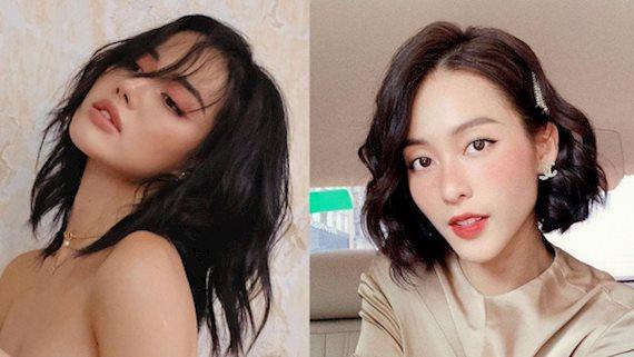 Cập nhật 4 kiểu tóc ngắn đẹp mê của sao Việt, nàng 30+ áp dụng thì còn xinh nữa