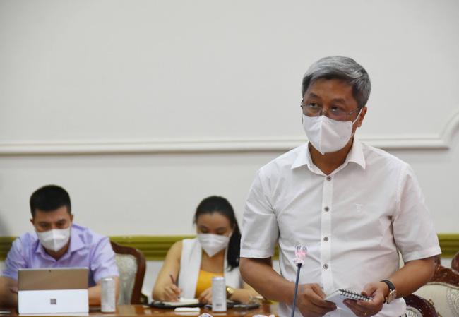 Thứ trưởng Nguyễn Trường Sơn gửi tâm thư khẩn thiết kêu gọi đăng ký tham gia chống dịch tại TP.HCM - Ảnh 1.