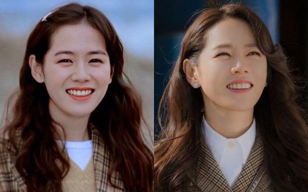 8 mỹ nhân hack tuổi thần sầu của phim Hàn: Son Ye Jin trẻ mãi không già, Jang Nara như ăn thịt Đường Tăng - Ảnh 3.