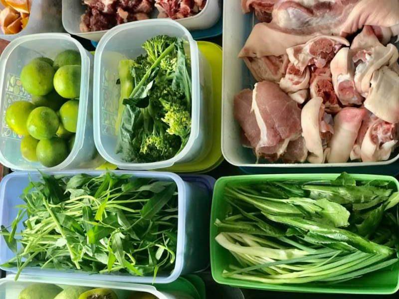 Bà nội trợ Hà Nội bảo nhau 4 cách không cần ra chợ vẫn luôn có thực phẩm tươi mỗi ngày - Ảnh 4.