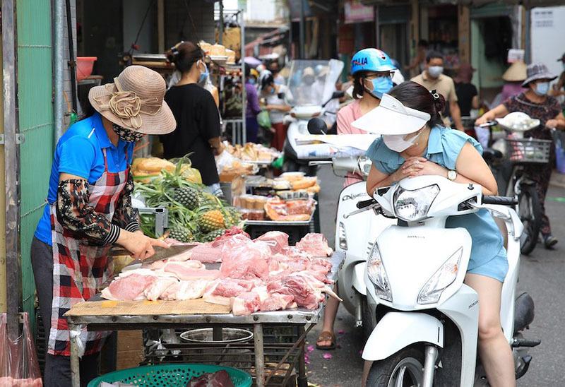 Bà nội trợ Hà Nội bảo nhau 4 cách không cần ra chợ vẫn luôn có thực phẩm tươi mỗi ngày - Ảnh 3.