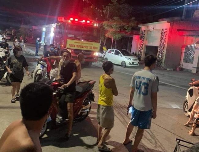 Vụ cháy nổ khiến 4 người trong gia đình tử vong ở Hải Phòng: Con gái chủ nhà đang mang thai, cả 4 người chết đều do sốc bỏng - Ảnh 3.