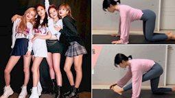 """Động tác duỗi chân trong 5 phút sẽ giúp chị em có """"cặp chân"""" thon gọn, săn chắc hệt như idol Kpop"""