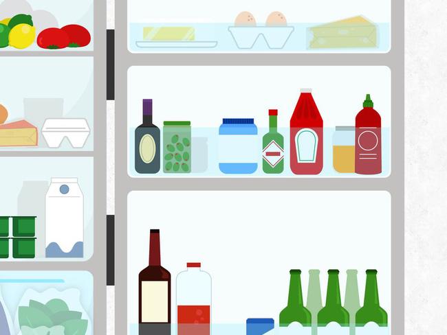 Mẹo cơ bản để tận dụng tối đa không gian tủ lạnh để  lưu  trữ  thực  phẩm - Ảnh 5.
