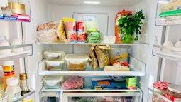 Tủ lạnh nhà nào cũng có, nhưng bạn đã biết cách tận dụng tối đa để trữ được nhiều đồ nhất?