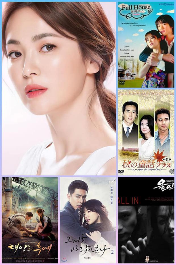10 diễn viên Hàn chọn kịch bản cực mát tay: Son Ye Jin cứ đóng phim là hot, Kim Soo Hyun có cát-xê siêu khủng - Ảnh 3.