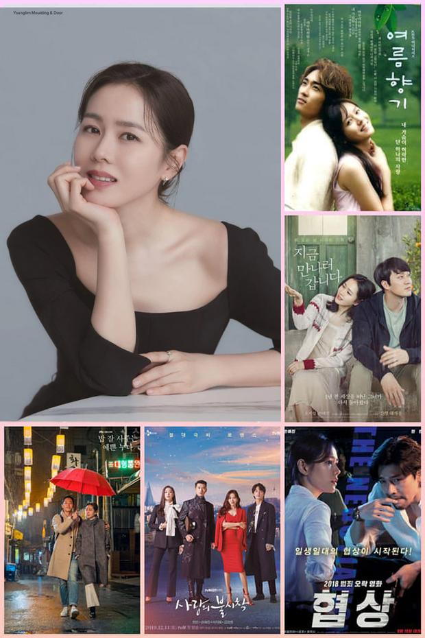 10 diễn viên Hàn chọn kịch bản cực mát tay: Son Ye Jin cứ đóng phim là hot, Kim Soo Hyun có cát-xê siêu khủng - Ảnh 1.