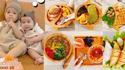 Mẹ Hà Nội làm bữa sáng 30 ngày không trùng, ngon thế nào mà hai con còn đòi ăn thêm
