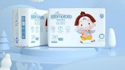Momotaro -Mẫu bỉm quốc dân lấy lòng mẹ bỉm Việt