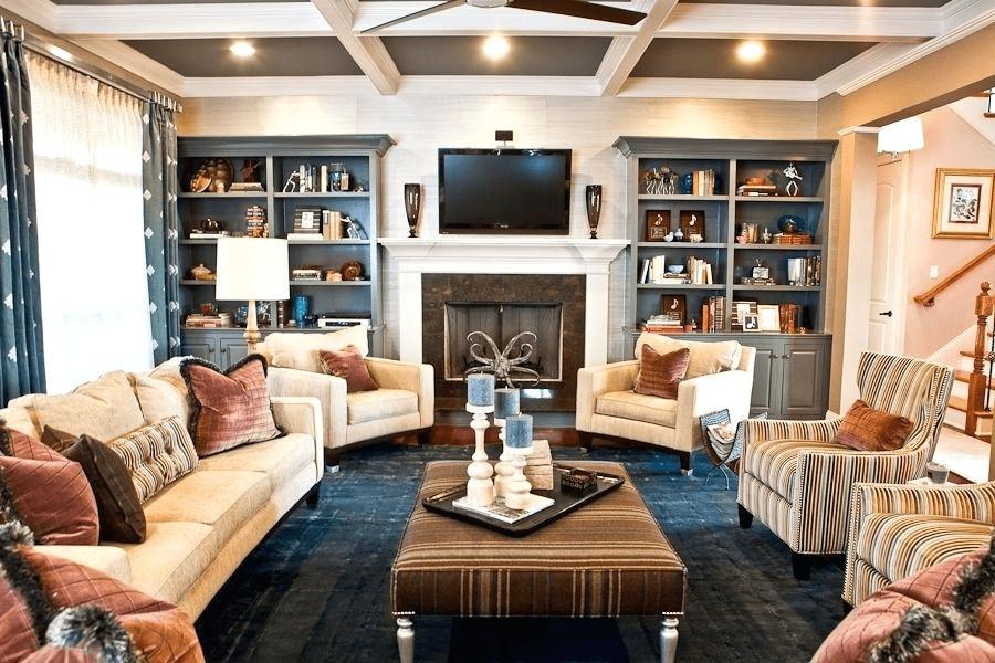 Những lỗi trang trí phổ biến khiến ngôi nhà của bạn trở nên nhỏ hơn - Ảnh 3.