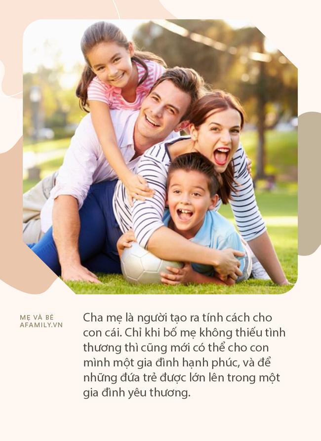 Dữ liệu sốc: 5 trẻ thì có đến 2 trẻ thiếu tình thương, bố mẹ cần làm ngay 2 điều này để giúp con - Ảnh 2.