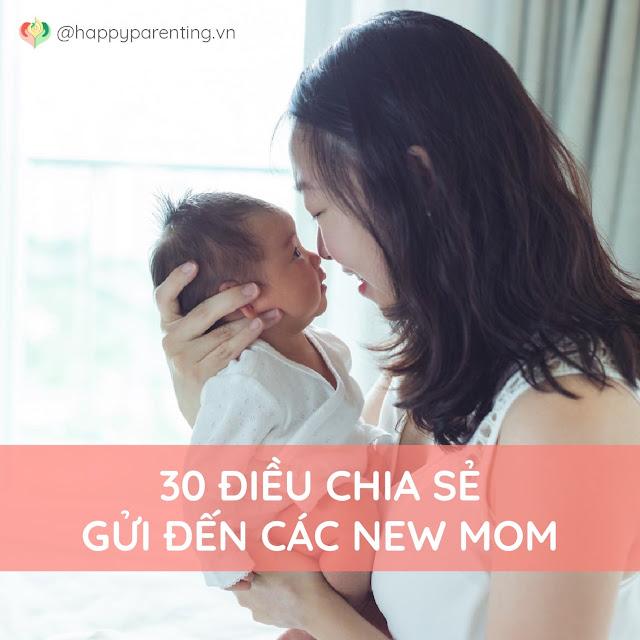 30 trải nghiệm quý giá của bà mẹ 2 con dành cho những người lần đầu làm mẹ - Ảnh 1.