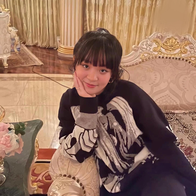 Cô con gái duy nhất của bà chủ Đại Nam - gương mặt mới trong làng
