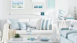 Cách chọn màu của ghế sofa để tạo điểm nhấn nổi bật cho không gian sống hiện đại