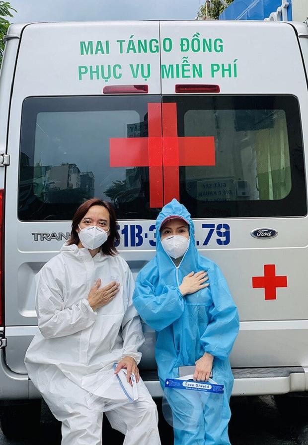 """Sau 6 tháng """"khẩu chiến"""": Bà Phương Hằng tuyên bố dừng livestream, còn loạt nghệ sĩ này thông báo dừng làm từ thiện - Ảnh 4."""