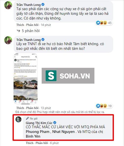 Giang Kim Cúc bị tố cướp xe cứu thương: Đại chiến giữa hai nhóm từ thiện 0 đồng nổi tiếng - Ảnh 2.
