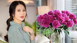 """Phong cách chơi hoa """"độc"""" và """"lạ"""" của nữ doanh nhân Lan Phương"""