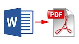 Cách chuyển word sang file pdf trực tuyến cực hiệu quả, nhanh chóng từ No1 converter