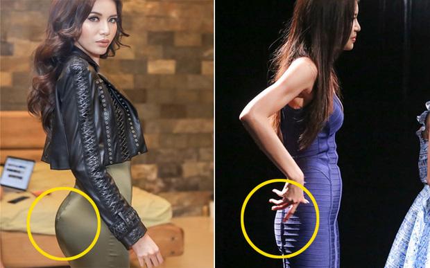Người đẹp Việt nên học cách mặc quần độn mông để vòng 3 không... uốn lượn cung mây thế này - Ảnh 6.