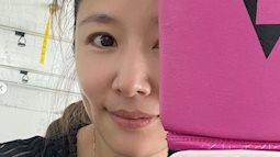 Mặt mộc ở tuổi U50 của Lâm Tâm Như ra sao mà gây bão MXH?