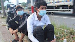 Trốn thoát khỏi bãi vàng, 2 thanh niên đi bộ ròng rã 7 ngày để tìm đường về quê