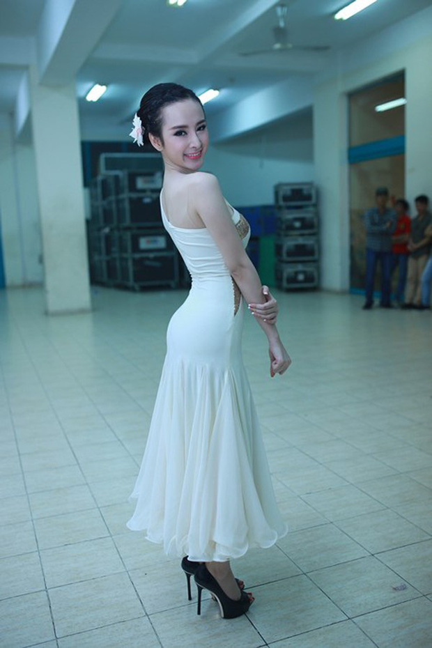 Người đẹp Việt nên học cách mặc quần độn mông để vòng 3 không... uốn lượn cung mây thế này - Ảnh 9.
