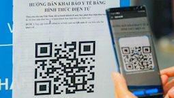 Sở y tế Hà Nội yêu cầu người ra vào bệnh viện phải khai báo bằng mã QR