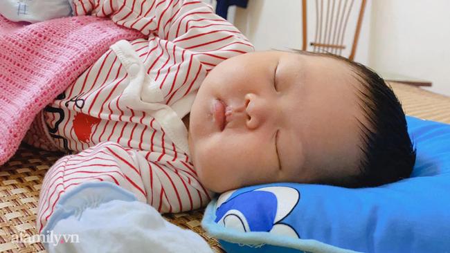 Mẹ Hà Nội bầu bí ăn ít, con sinh ra với cân nặng